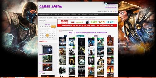 игровые сайты картинка