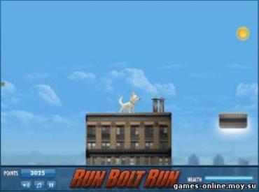Флеш игра Run Bolt Run