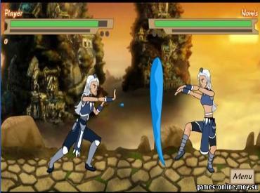 Флеш игра Avatar Arena