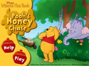 Флеш игра Winnie