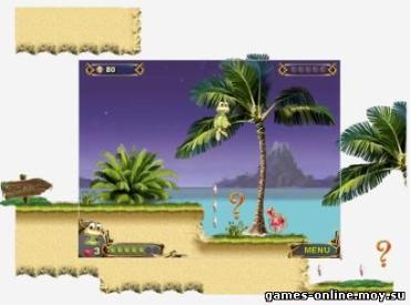Флеш игра Turtle Odyssey 2