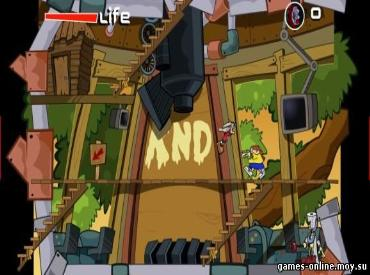 Флеш игра Kids Next Door