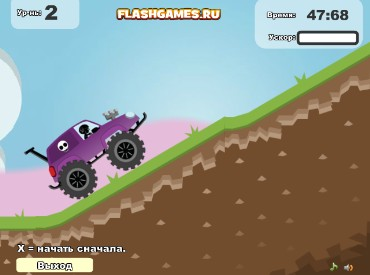Флеш игра Super Awesome Truck