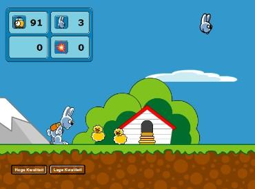 Флеш игра Яичный терминатор 2