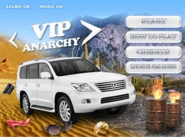Флеш игра VIP Анархия