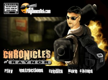Флеш игра Chronicles of Raynor