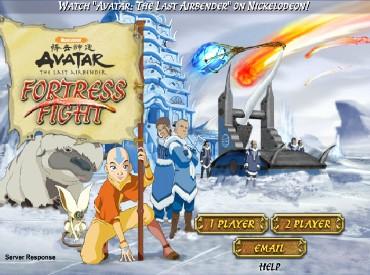 Флеш игра Avatar: Противостояния Крепости