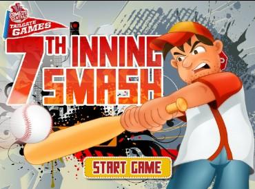 Флеш игра Бейсбол