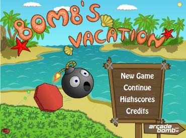Флеш игра Bombs Vacation