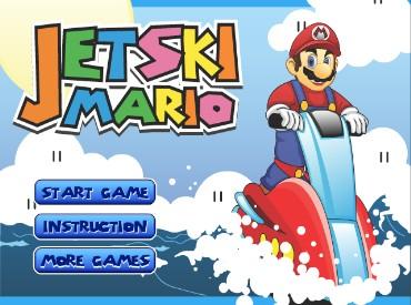 Марио на Скутере