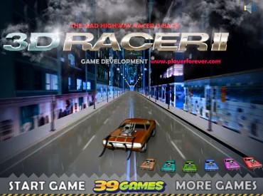 Флеш 3d игры гонки онлайн флеш игра онлайн новый год