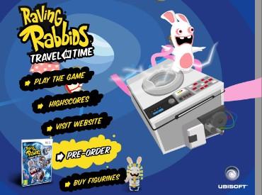 Флеш игра Кролики