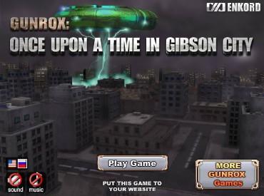 Флеш игра Гибсон Сити