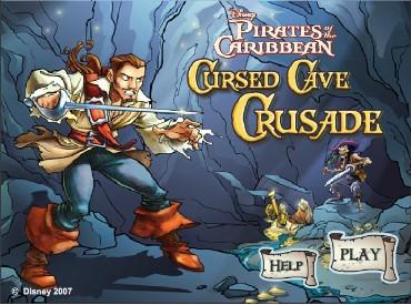 Флеш игра Пираты Карибского Моря