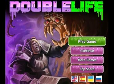Флеш игра Двойная Жизнь