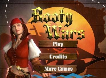 Флеш игра Пиратские Войны