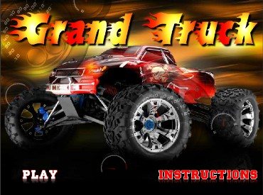 Флеш игра Grand Truck