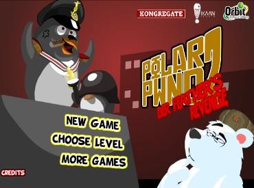 Флеш игра Полярный Конфликт 2
