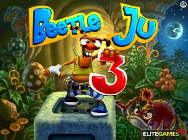 Флеш игра Приключения пчелы Джу