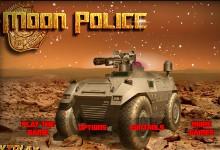 Флеш игра Лунная Полиция