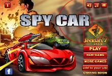 Флеш игра Spy Car