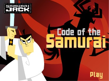 Флеш игра Код самурая