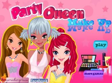 Флеш игра Королевская вечеринка