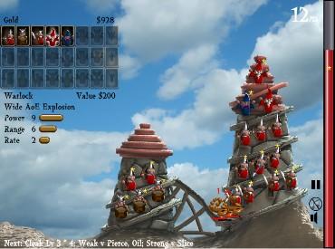 Флеш игра Защита крепости 2