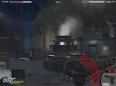 Флеш игра 007 - Agent Attack