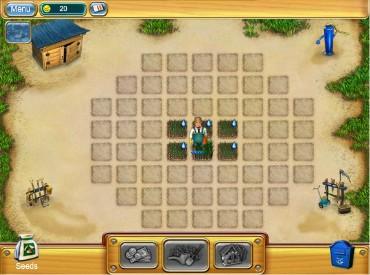 Флеш игра Виртуальная ферма