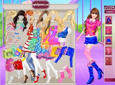 Игры Барби - играть онлайн бесплатно