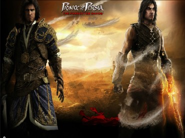 Флеш игра Принц Персии: Пески Времени
