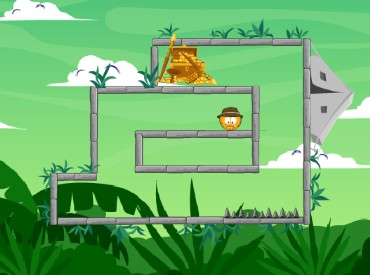 Флеш игра Золото джунглей