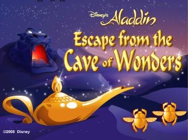 Флеш игра Аладин