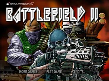 Флеш игра Battlefield 2