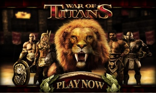 Онлайн игра War of Titans