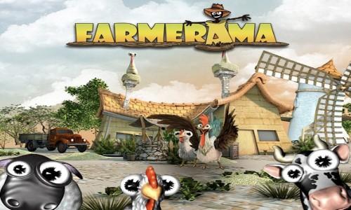 Онлайн игра FARMERAMA