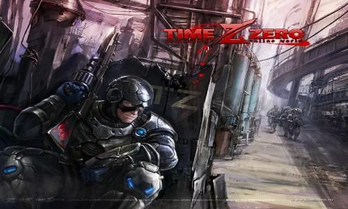 Онлайн игра TimeZero