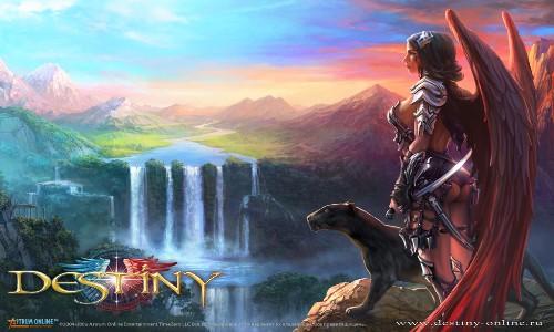 Онлайн игра Destiny (Предназначение)