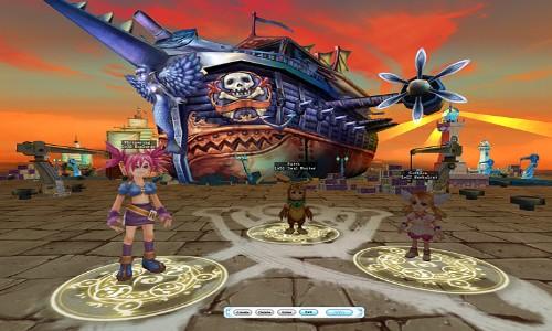Онлайн игра Пиратия Онлайн