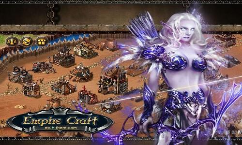 Онлайн игра Empire Craft