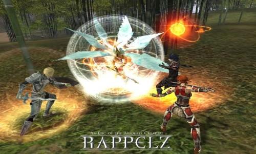 Онлайн игра Rappelz