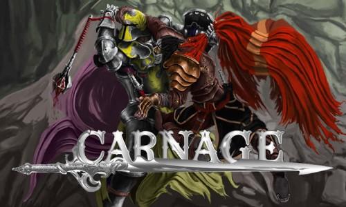 Онлайн игра Carnage