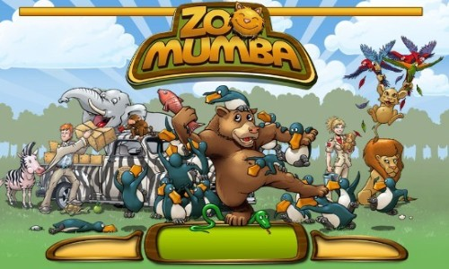 Онлайн игра ZooMumba
