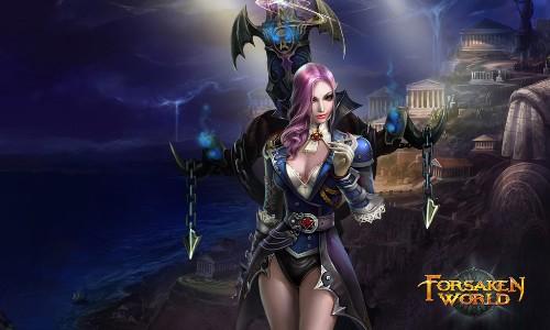 Онлайн игра Forsaken World