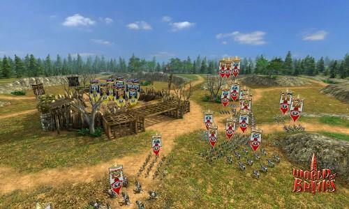 Онлайн игра World of Battles