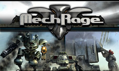 Онлайн игра Mechrage