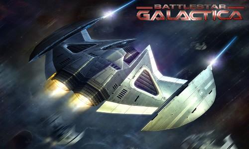 Онлайн игра Battlestar Galactica