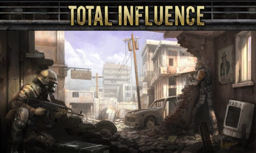 Онлайн игра Total Influence
